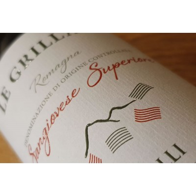 Le Grillaie Sangiovese Sup....